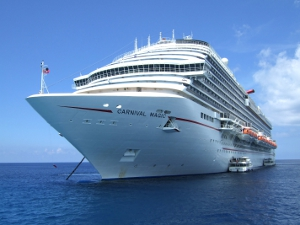 Carnival Magic at Grand Cayman