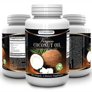 Coconut Oil IN CAPSULES!