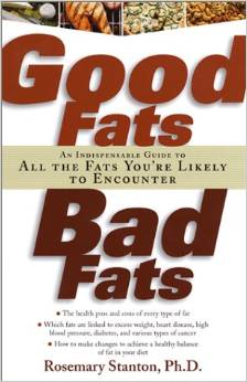 Good Fats, Bad Fats